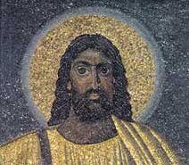 Иисус фреска