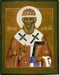 икона митрополит московский и всея Руси Иона